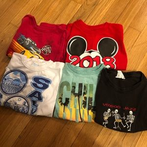 Other - ❣️5for$20❣️ Bundle lot of 4t play t-shirts
